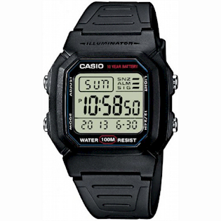 W-800H-1AVES, Casio Collection Herre ur